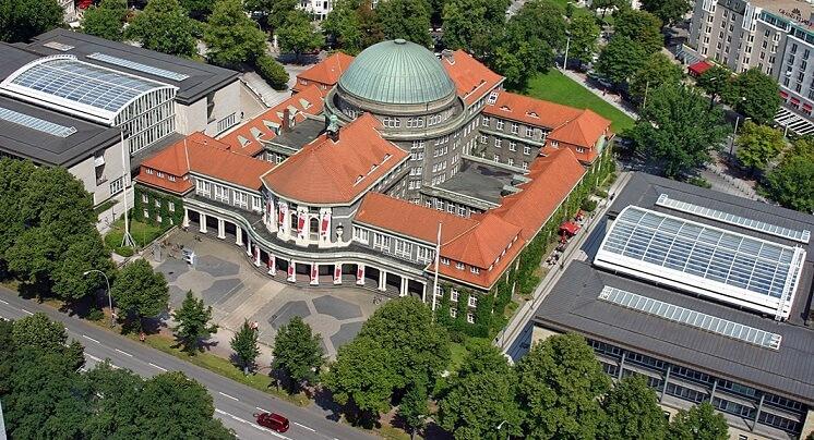 دانشگاه هامبورگ