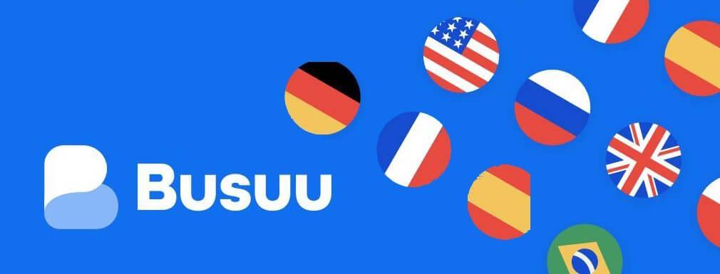 اپلیکیشن Busuu بوسو ، 10 اپلیکیشن برتر آموزش آلمانی