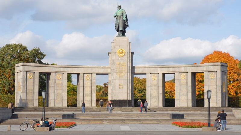 مکان های دیدنی آلمان- پارک تیرگارتن