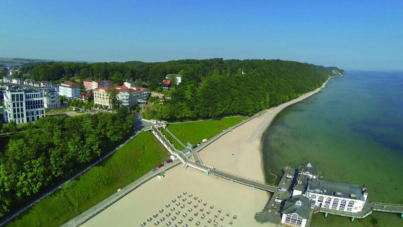 مکان های دیدنی آلمان- بزرگترین جزیرهی آلمان