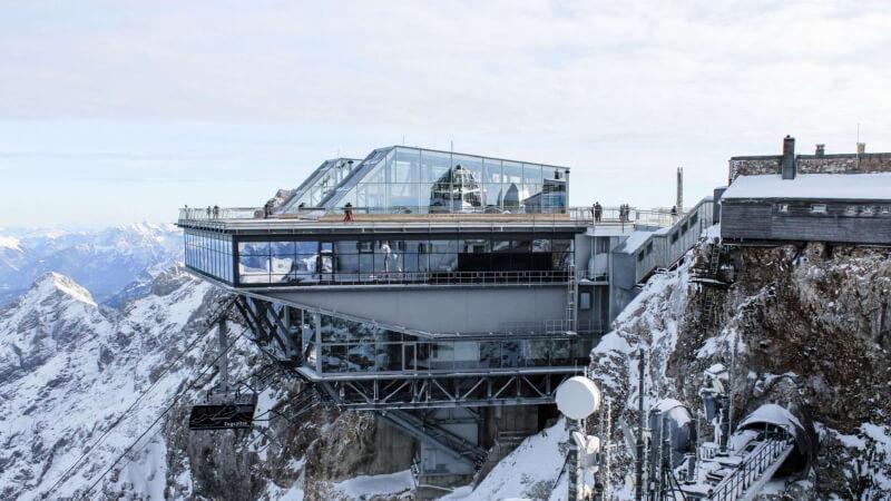 مکان های دیدنی آلمان- بلندترین کوه آلمان
