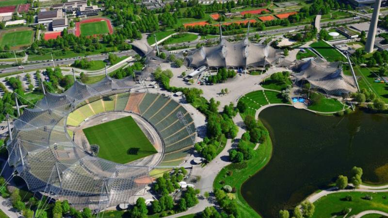 جاهای دیدنی آلمان- پارک المپیک مونیخ آلمان