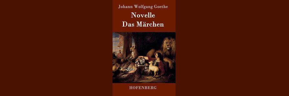 داستان آلمانی Novelle Das Märchen