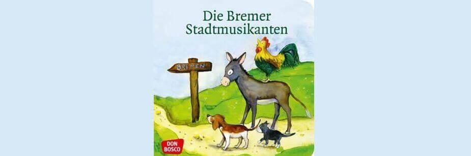 داستان آلمانی Die Bremer Stadtmusikanten
