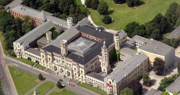 دانشگاه لایبنیتس هانوفر آلمان